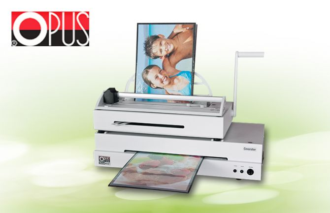 Opus photo book binding systems